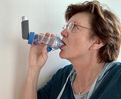 Juist gebruik van inhalatiemedicatie